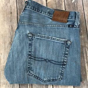 Lucky Brand Jeans 221 Original Straight 34 x 30